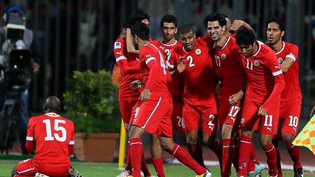 البحرين ثالثة في بطولة غرب آسيا لكرة القدم