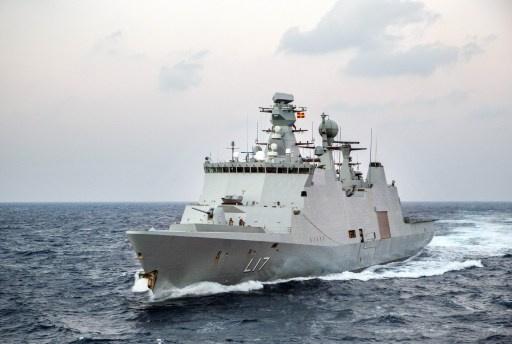 منظمة حظر الأسلحة الكيميائية تعلن شحن أول دفعة من الأسلحة الكيميائية إلى سفينة دانماركية