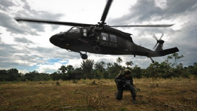 مقتل جندي في حادث تحطم مروحية عسكرية أمريكية قبالة سواحل فرجينيا