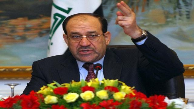 نوري المالكي: حرب العراق على الإرهاب هي حرب العالم أجمع