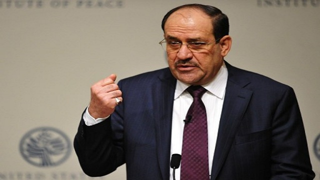 المالكي يؤكد إجراء الانتخابات في موعدها ويتعهد بعدم استخدام القوة ضد الفلوجة