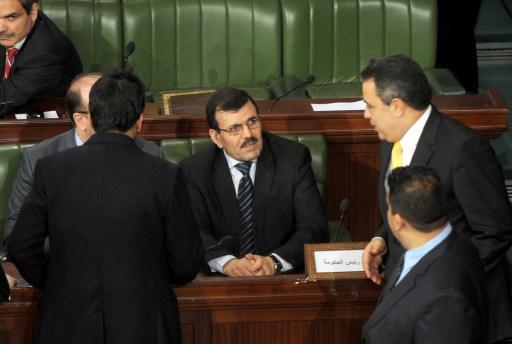 العباسي: الخميس 9 يناير موعد استقالة حكومة علي العريض