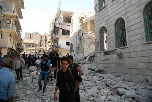 مقتل 3 سوريين يعملون في منظمة تشيكية إنسانية في حلب