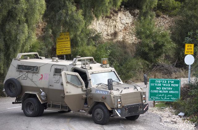إصابة فلسطينيين اثنين بقذيفة من طائرة استطلاع إسرائيلية