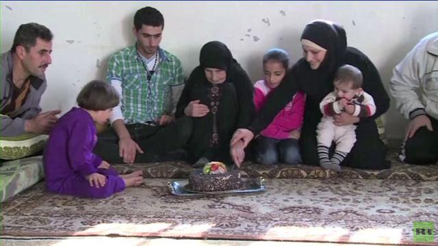 من لبنان : لاجئة سورية تحنّ إلى الوطن في عامها المائة (فيديو)