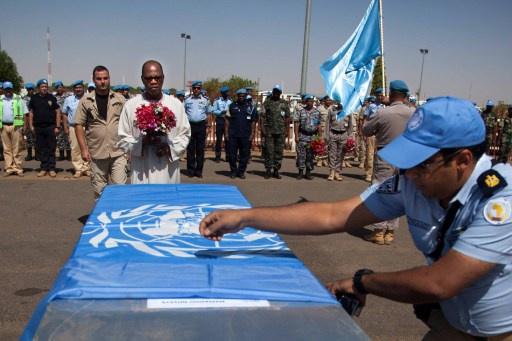 مقتل 58 شخصا من قوات حفظ السلام وموظفي الأمم المتحدة حول العالم في 2013