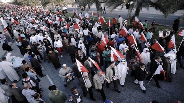 حكومة البحرين تعلّق الحوار الوطني
