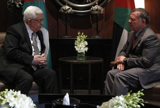 مشاورات فلسطينية أردنية حول عملية السلام