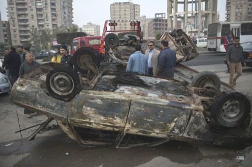 الداخلية المصرية: اعتقال 94 عنصرا من