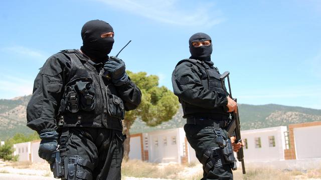 الداخلية التونسية: قوات الأمن تلاحق إرهابيا جزائريا من مجموعة الشعانبي