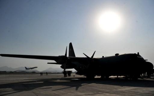 مقتل 3 أمريكيين بتحطم طائرة عسكرية في أفغانستان