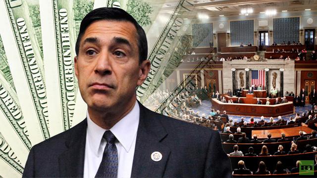 أكثر من نصف أعضاء الكونغرس من أصحاب الملايين وعلى رأسهم عربي الأصل