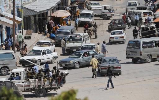 الولايات المتحدة ترسل مستشارين عسكريين إلى الصومال لأول مرة منذ عام 1994