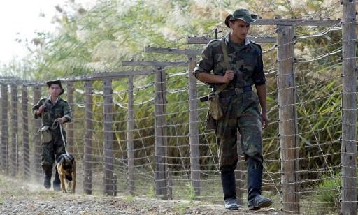 إصابة عدد من حرس الحدود في اشتباكات بين قرغيزيا وطاجكستان