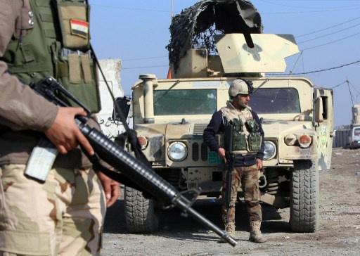 مقتل 15 شخصا وإصابة آخرين بتفجير سيارة مفخخة وسط بغداد