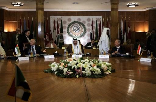 لجنة المتابعة لمبادرة السلام العربية تجتمع في باريس
