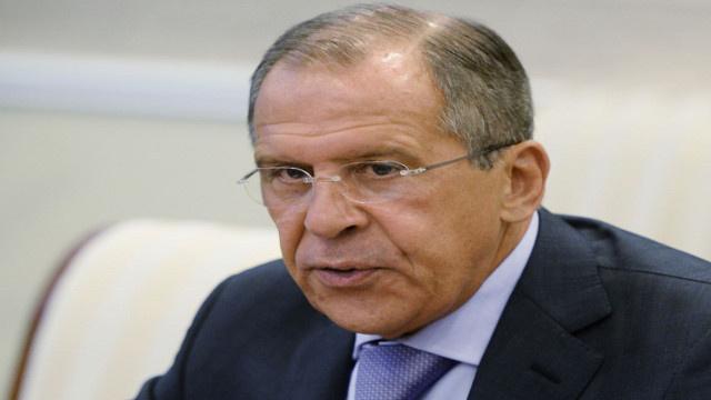 لافروف يؤكد للجربا اهتمام روسيا بمصير الشعب السوري