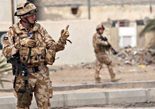 لندن ترفض اتهامات موجهة لعسكرييها بارتكاب جرائم حرب في العراق