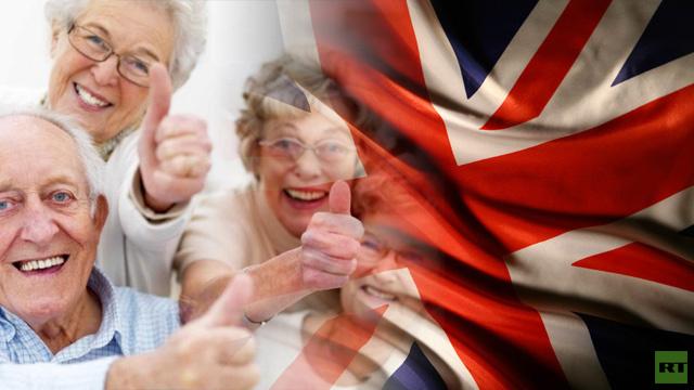 بريطانيا ستتصدر قائمة أعلى متوسط للعمر بين سكان العالم
