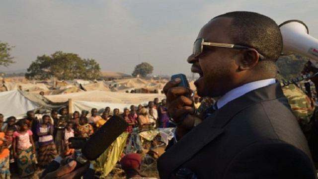 رئيس إفريقيا الوسطى المؤقت يعلن انتهاء الفوضى وعمليات النهب في البلاد