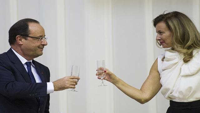 سيدة فرنسا الأولى مستعدة لأن تغفر لزوجها