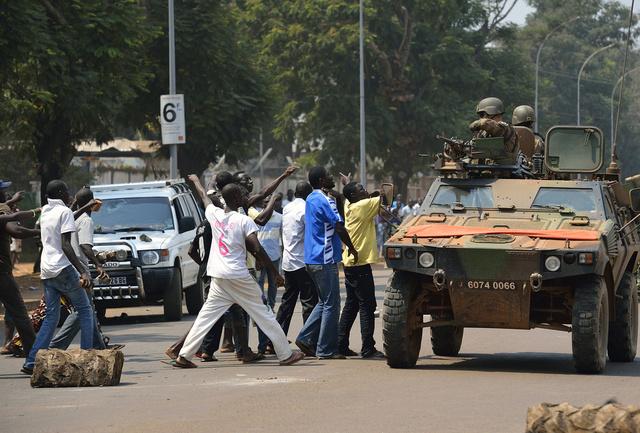 مقتل زهاء 130 شخصا في الأيام الثلاثة الأخيرة في إفريقيا الوسطى