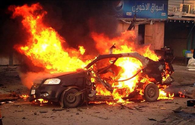 سقوط العشرات بين قتيل وجريح في هجمات ارهابية جديدة بالعراق