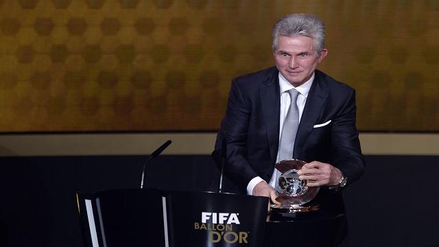 يوب هاينكس أفضل مدرب في العالم لعام 2013