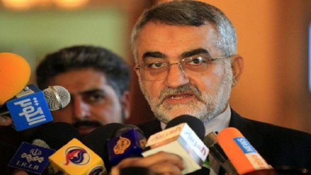 بروجردي: السداسية وافقت على حق إيران في استخدام أجهزة الطرد المركزي الجديدة