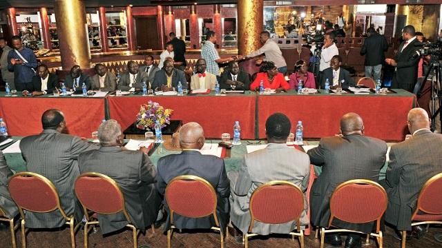 استئناف المفاوضات في أديس أبابا بين حكومة جنوب السودان والمتمردين