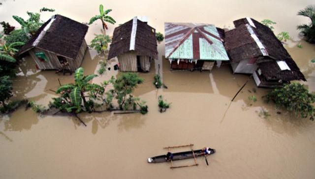مصرع 22 شخصا جراء الفيضانات في الفلبين