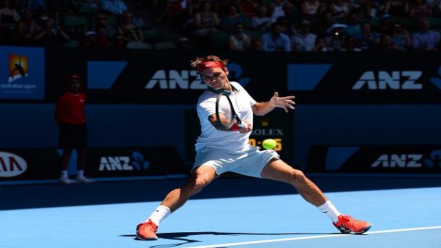 المايسترو فيدرر الى ثاني أدوار بطولة أستراليا المفتوحة للتنس