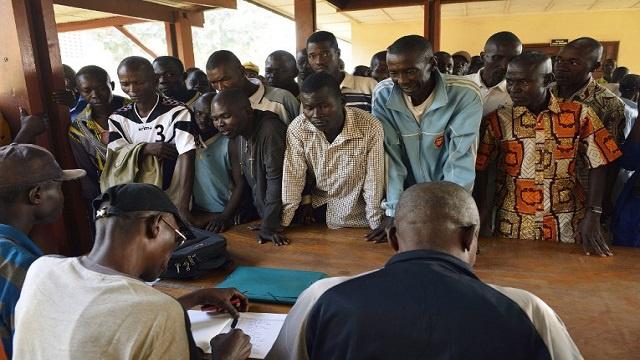 إفريقيا الوسطى: المجلس الوطني الإنتقالي يبدأ أولى جلساته من أجل انتخاب رئيس جديد