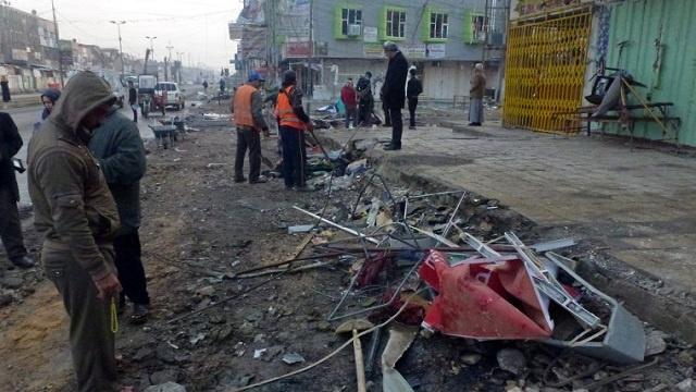عشرات القتلى والجرحى نتيجة موجة تفجيرات جديدة في العراق
