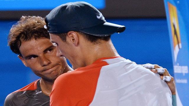الماتادور نادال الى ثاني أدوار بطولة أستراليا المفتوحة