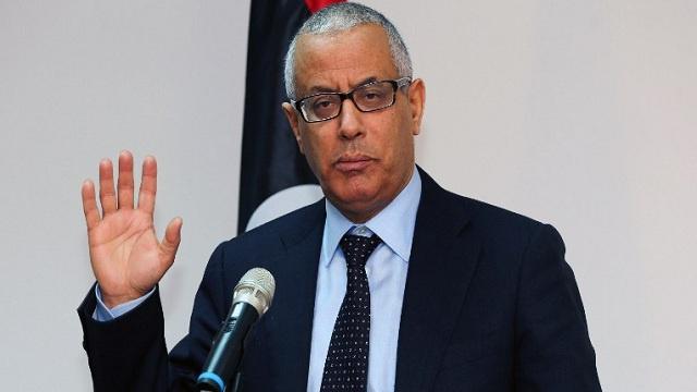 زيدان: الحكومة الليبية تعطي فرصة للوسطاء لحل أزمة مرافئ النفط