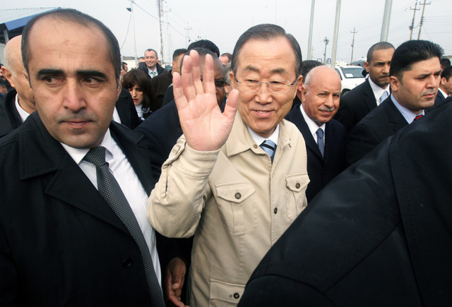 الأمم المتحدة ستقدم 542 مليون دولار لمساعدة اللاجئين السوريين في العراق