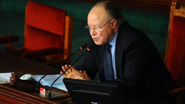 مصطفى بن جعفر يدعو نواب التأسيسي التونسي للإسراع بالمصادقة على بقية فصول الدستور
