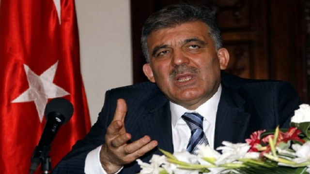 الرئيس التركي يدعو الى تغيير السياسة الأمنية لبلاده