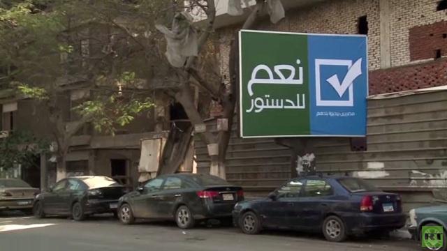 وزير الداخلية المصري يعلن بدء المرحلة الثانية من خطة تأمين الاستفتاء