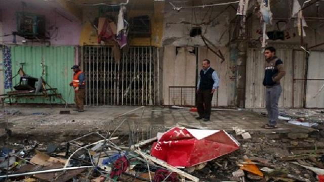 مقتل 6 أشخاص وجرح 18 في تفجيرات ببغداد