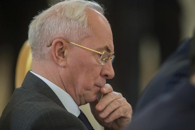 رئيس الحكومة الأوكرانية: المواجهة السياسية في البلاد مدعومة من الخارج