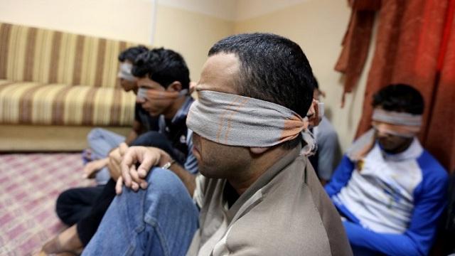 قوات الأمن العراقية تلقي القبض على 45 مطلوبا للقضاء