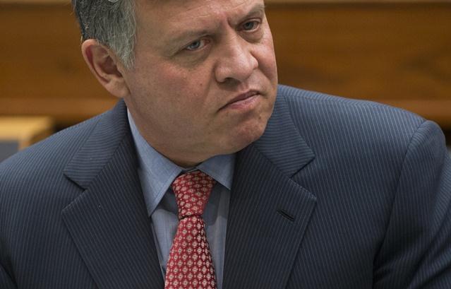 ملك الأردن يؤكد اهتمام بلاده بالتعاون مع روسيا في مجال الطاقة النووية