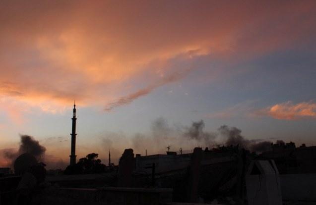 الائتلاف السوري يتهم الحكومة باستخدام الغازات السامة في داريا ولا تأكيد لذلك من مصدرمستقل