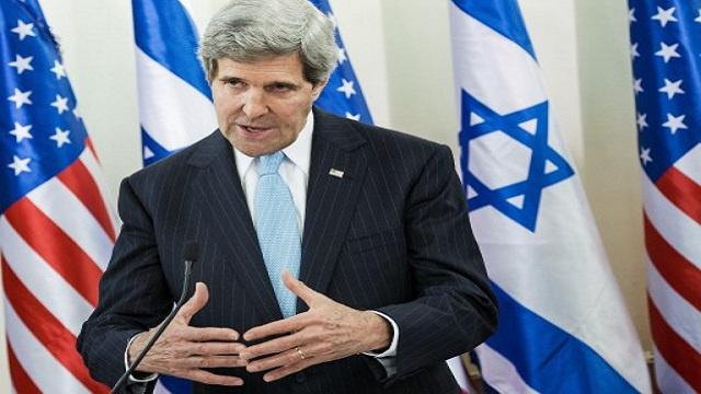 كيري: أقوال يعالون لن تؤثر على جهود تحقيق السلام