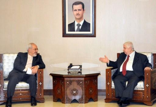 عشية زيارة ظريف.. موسكو تؤكد على ضرورة مشاركة إيران في مؤتمر