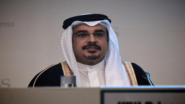 ولي العهد البحريني يلتقي المعارضة لاستئناف الحوار