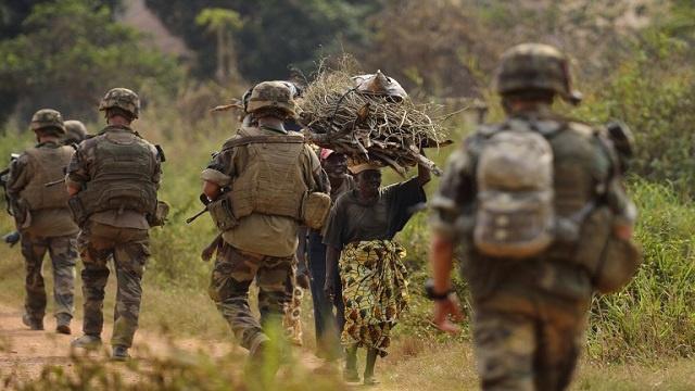 الولايات المتحدة الأمريكية تنقل جوا قوات رواندية إلى جمهورية أفريقيا الوسطى