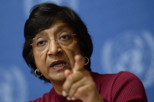 نافي بيلاي: اعمال الاعدام الجماعية في شمال سورية يمكن اعتبارها